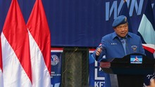 SBY Beri Pidato Hari Perempuan Internasional di DPR