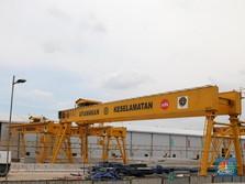 Mengintip Proyek Pembangunan LRT Jabodebek