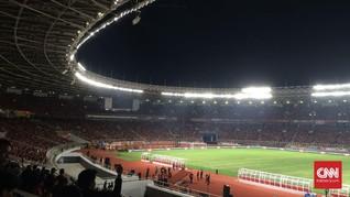 Informasi Area Parkir Asian Games 2018