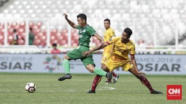 Dua Tim Sumatra Berupaya Jauhi Zona Degradasi Liga 1 2018