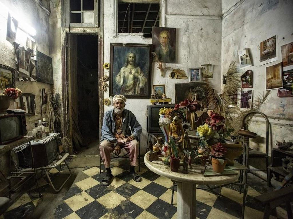 The Manifold Cults karya Usmanov Rashid. Foto: Viewbug