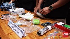 Anggota DPRD Padangsidimpuan Bawa Alat Isap Sabu di Kualanamu