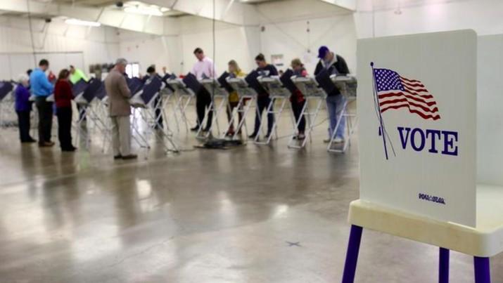 Pemilu di Amerika Serikat (AS)