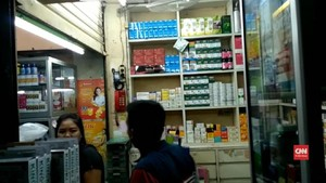 VIDEO: Obat Albothyl Masih Ada di Pasar Pramuka