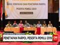 Pengumuman Parpol Peserta Pemilu 2019