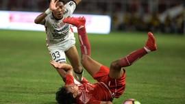 Bali United Kalah 1-3 di Laga Terakhir Piala AFC