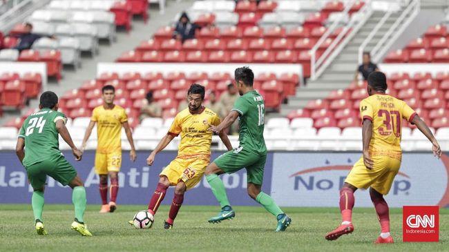 Sriwijaya FC Siap Ungkap Identitas Mafia Bola ke Komdis PSSI