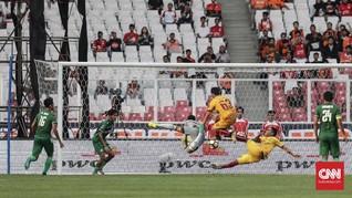 Sriwijaya FC Dipecundangi Arema FC 0-3