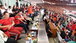 Anies Dicegat ke Podium Piala Presiden, PPP Tak Anggap Serius