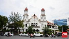 Semarak Wisata di Semarang