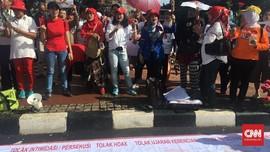 Puluhan Masyarakat Tanda Tangan Petisi Tolak Aksi Intoleransi