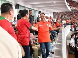Pengadangan Anies oleh Paspampres dan Sinyal Rivalitas 2019