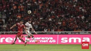 Bali United Kalahkan Persija Berkat Gol Platje dan Lilipaly
