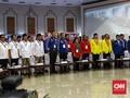 Megawati, Prabowo, Tommy Soeharto Ramaikan Undian Nomor Urut