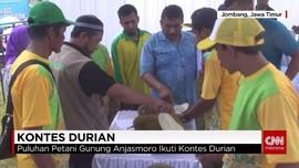 Kontes Durian Sambut Panen Raya