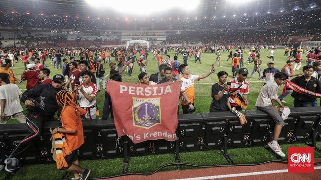 Dirut GBK Memaklumi Kerusakan Setelah Final Piala Presiden