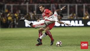 Hasil Liga 1: Persija Takluk dari Bali United