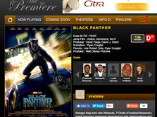 Baru Tayang, 'Black Panther' Raup Rp 2,8 Triliun