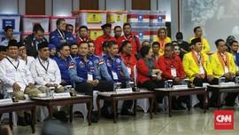 Reaksi Megawati hingga Cak Imin saat Dapat Nomor Urut Partai