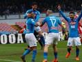 Kalahkan SPAL, Napoli Gusur Juventus dari Puncak Klasemen