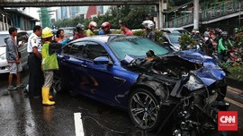 9 Bulan, Korban Kecelakaan Tembus 93 Ribu Orang