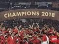 Jokowi Resmi Terbitkan Inpres Percepatan Sepak bola Nasional