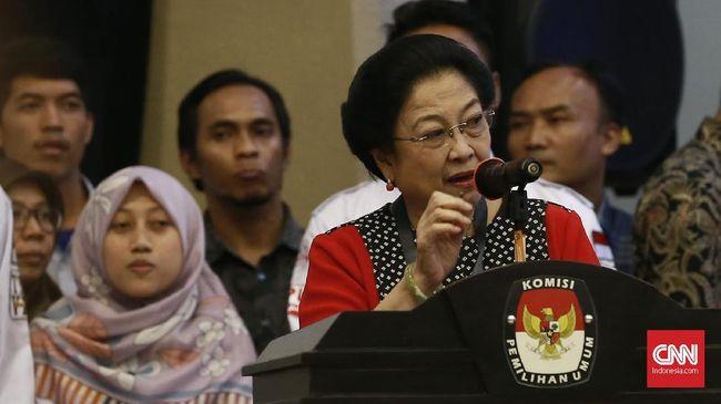 Megawati: Hari Ini Perempuan Rayakan Hak Politik