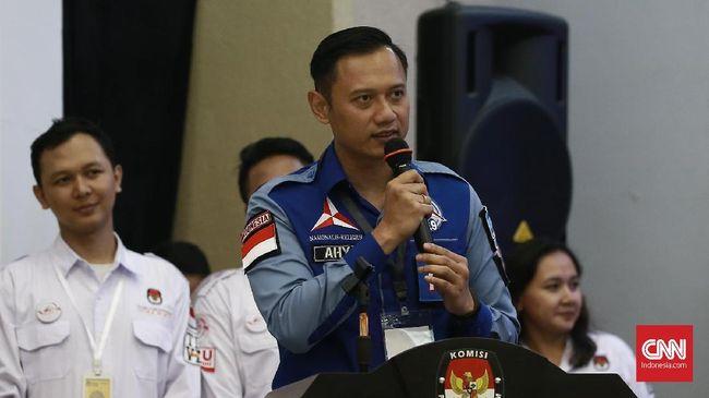 Demokrat Bakal Rasional Tentukan Posisi AHY di 2019