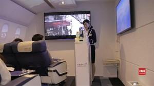 VIDEO: Wisata di 'Pesawat Fantasi'