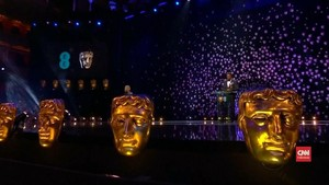 VIDEO: Kemenangan 'Three Billboards' di BAFTA Awards 2018