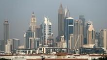 Kembali Meluncur di Tengah Pencakar Langit Dubai