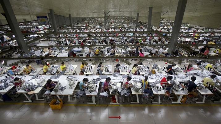 Bulan Depan, Pabrik Garmen Merek Top Dunia Ini Masuk Bursa