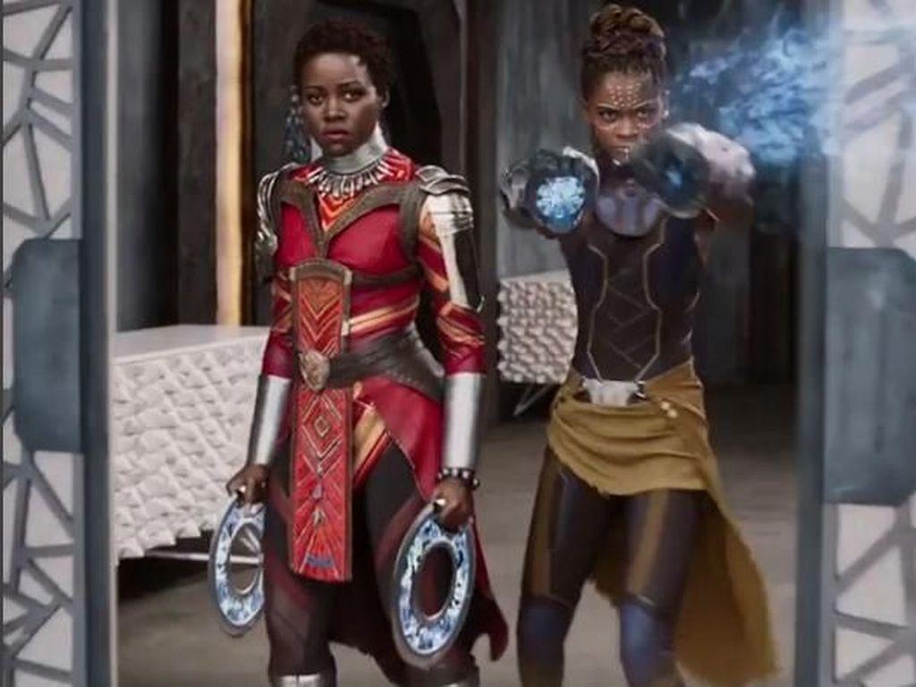 10 Fakta di Balik Megahnya Aksesori dan Kostum Film Black Panther