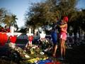 Penyintas Penembakan Florida Tulis Puisi Buat Trump