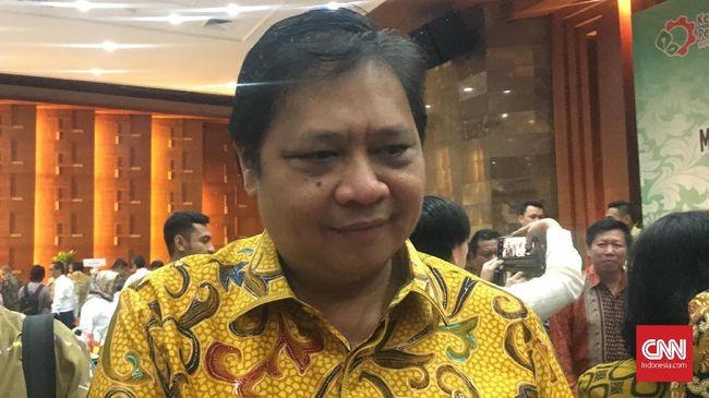 Airlangga dan Hasto Bertemu Bahas Cawapres Jokowi