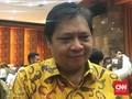 Airlangga Bantah Janjikan Posisi Menteri untuk Mahyudin