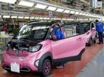 IEA: Jumlah Kendaraan Listrik yang Mengaspal 3,1 Juta Unit