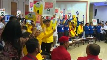 VIDEO: Nomor Urut Parpol Pemilu 2019, PKB 1 Demokrat 14