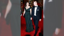 Spekulasi Alasan Kate Middleton Tak Pakai Gaun Hitam di Bafta
