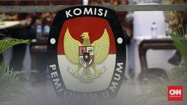 Situs KPU dan Penghitungan Pilkada Serentak 'Down'