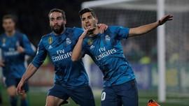 Madrid Kalahkan Real Betis 5-3