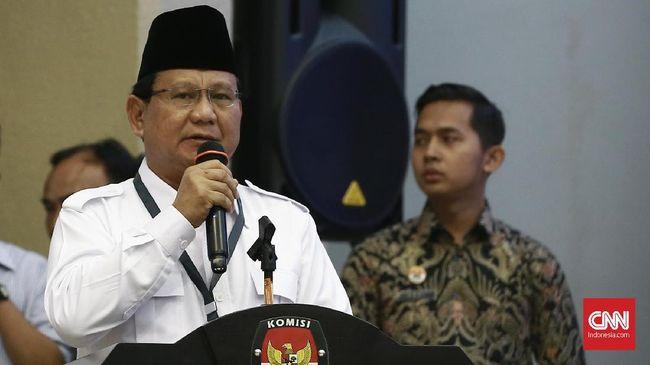 Hashim Buka Wacana Duetkan Prabowo dan Jusuf Kalla