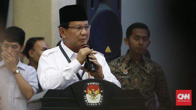 Prabowo soal Elite, Gerindra Singgung Impor Beras dan Utang