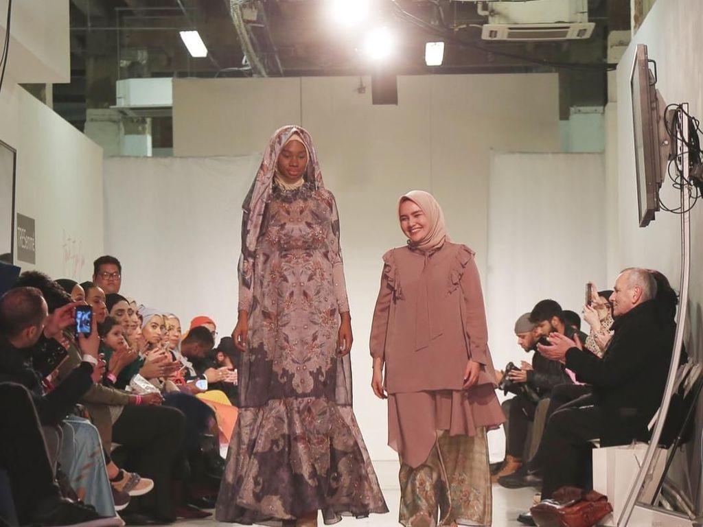 Keren, 9 Desainer Hijab Indonesia yang Pamer Karya di London Bulan Ini