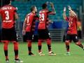 Sembilan Kartu Merah, Derby di Brasil Dihentikan