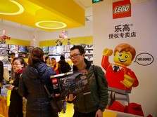 Bisnis Turun, Lego Kerja Sama dengan Sektor Pendidikan China