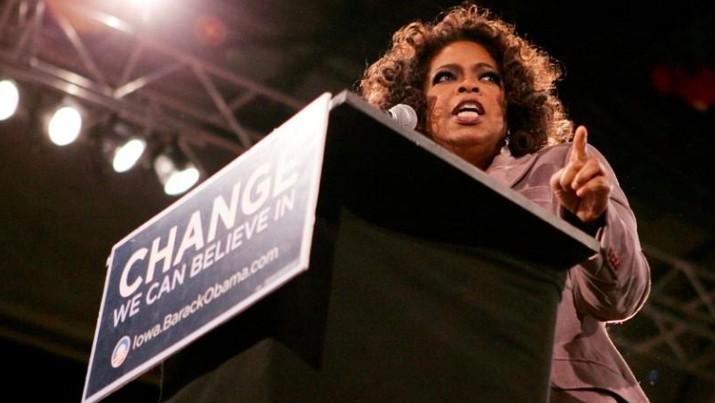 Presiden AS Donald Trump kembali serang Oprah Winfrey di Twitter