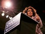 Trump Kembali Serang dan Tantang Oprah Maju di Pilpres 2020