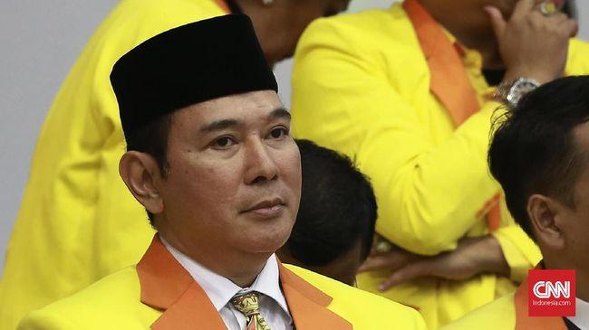 Tommy Tak Ambil Pusing Partainya Diidentikkan dengan Soeharto