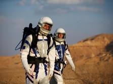 Hari Ini Mars Mepet Bumi, Begini Cara Menyaksikannya